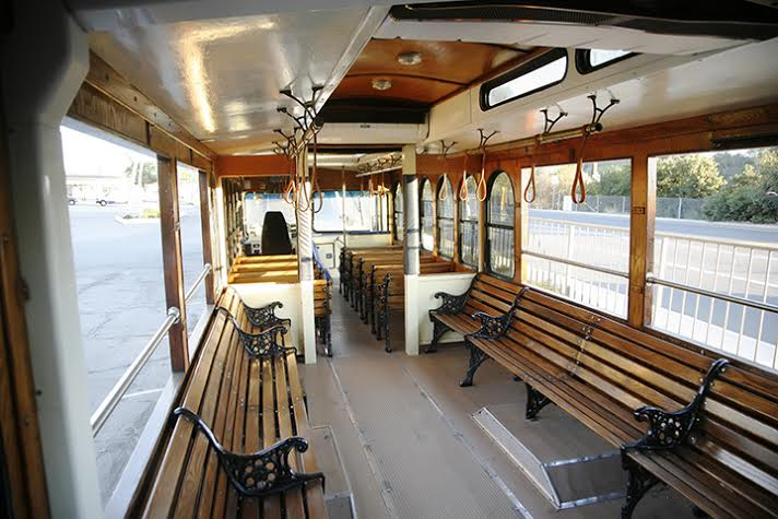 Interior Trolley