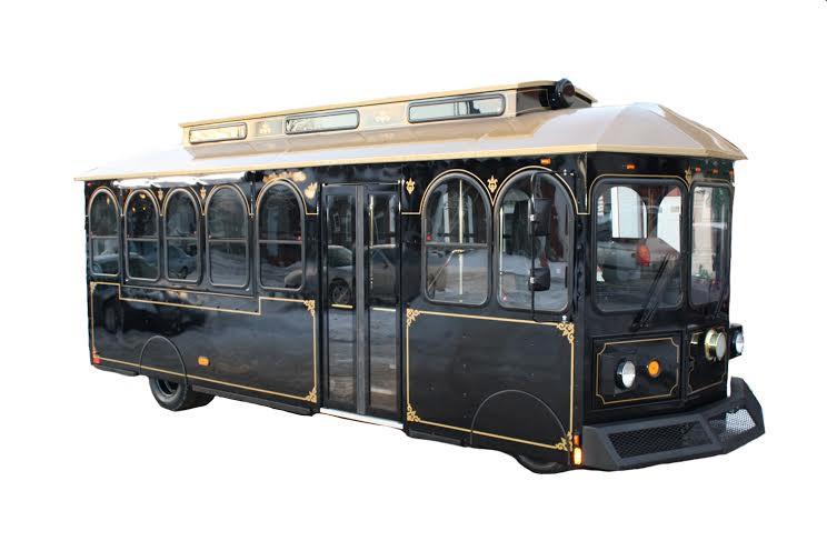 Santa Barbara Limo Trolley