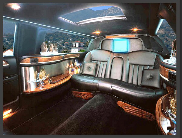 Santa Barbara Luxury Limousine