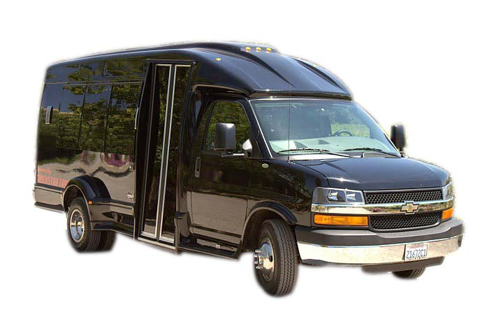 Santa Barbara Limo Bus