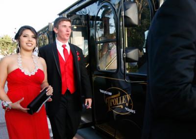 Prom and Dance Limo Santa Barbara