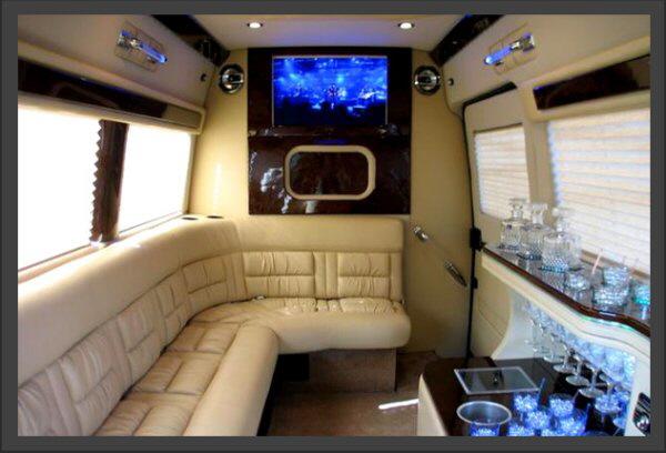 Santa Barbara Party Bus