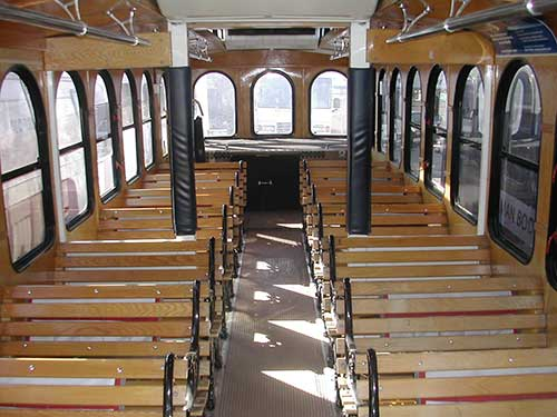 Trolley Santa Barbara